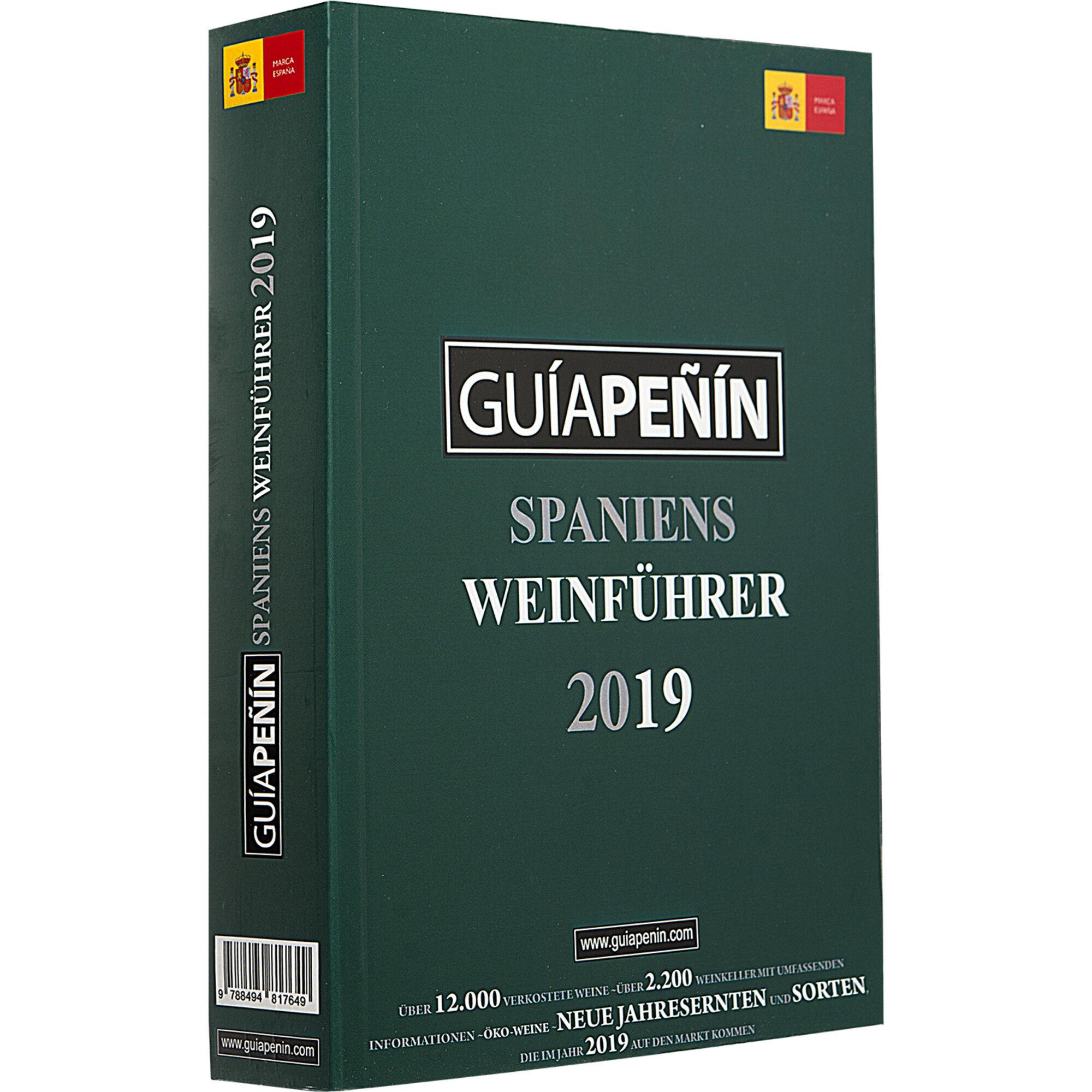 Guía Peñin 2019 - deutsche Ausgabe