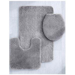Kleine Wolke Hänge-WC-Vorlage ca. 55x65cm Kleine Wolke silber