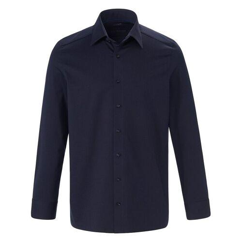 Olymp Jersey-Hemd Olymp blau