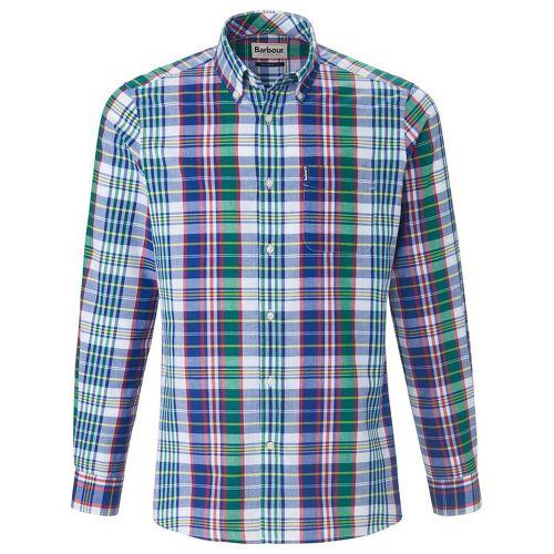 Barbour Hemd Button-down-Kragen Barbour blau