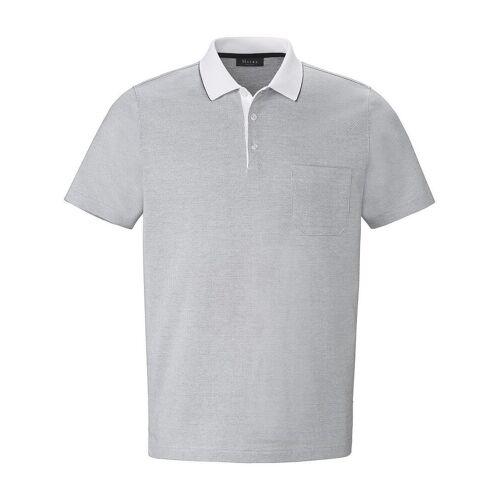 MAERZ Muenchen Polo-Shirt 1/2-Arm MAERZ Muenchen weiss