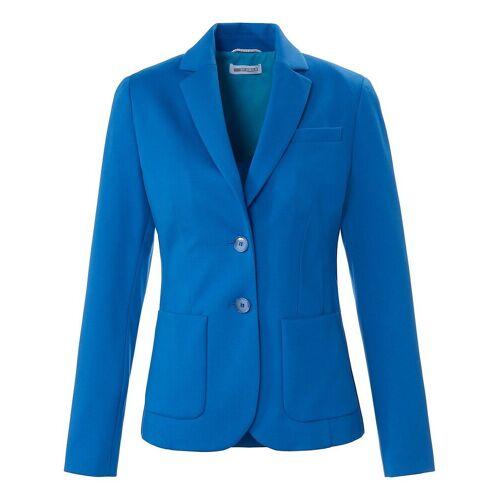 St. Emile Jersey-Blazer St. Emile blau
