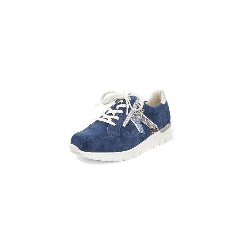 Waldläufer Sneaker Waldläufer blau