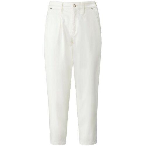 MAC DAYDREAM 7/8-Jeans Modell Slouchy MAC DAYDREAM weiss