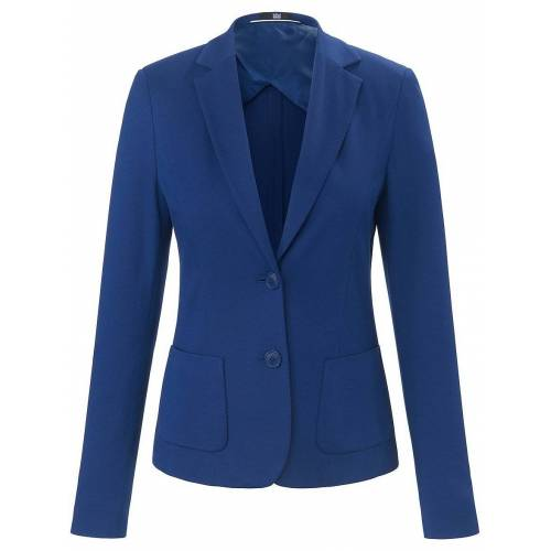 Riani Jersey-Blazer Riani blau