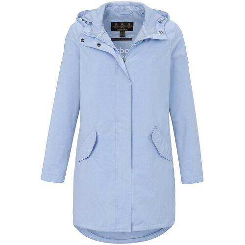 Barbour Long-Jacke Barbour blau