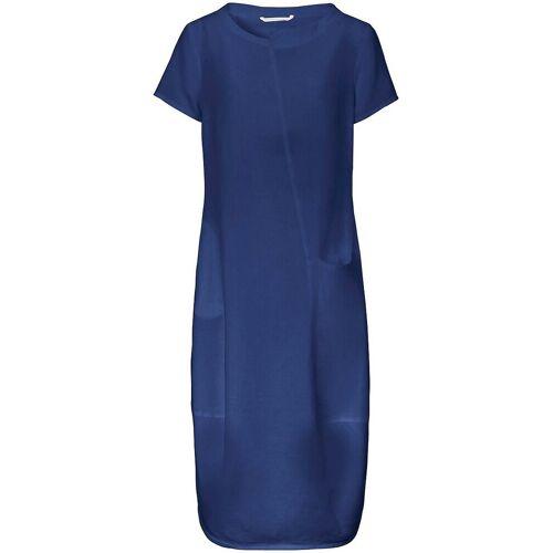 elemente clemente Kleid aus 100% Leinen elemente clemente blau