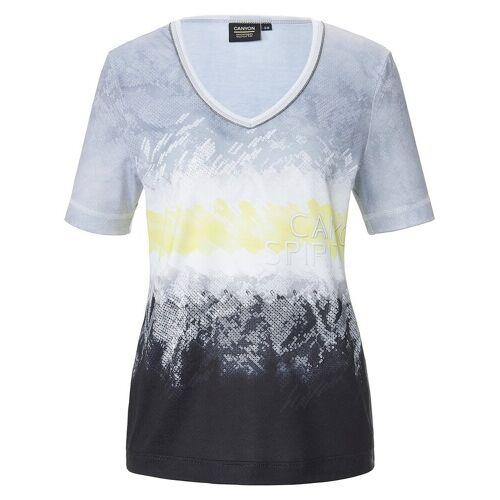 Canyon V-Shirt 1/2-Arm Canyon grau