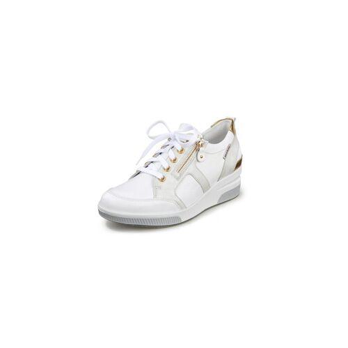 Mobils Keil-Sneaker Trudie Mobils weiss