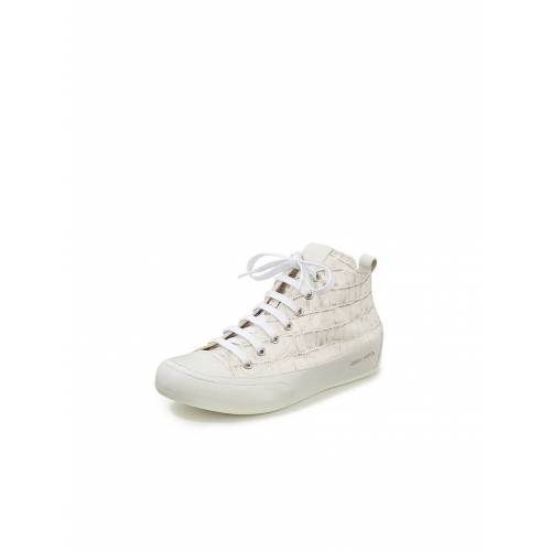 Candice Cooper Sneaker Mid Candice Cooper weiss