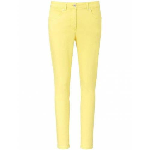 Looxent 7/8-Jeans Looxent gelb