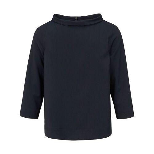 Windsor Bluse 3/4-Arm Windsor blau