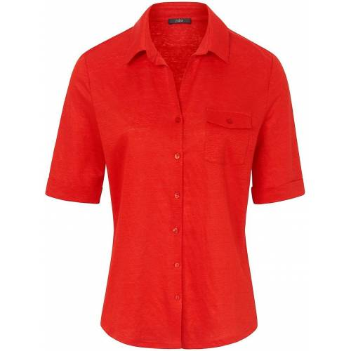 ZAIDA Shirt-Bluse ZAIDA rot