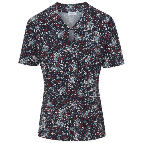 Weber Shirt dekorativem Cut-out Gerry Weber mehrfarbig