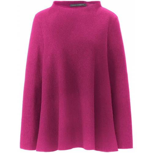 elemente clemente Walk-Shirt Stehbundkragen elemente clemente pink