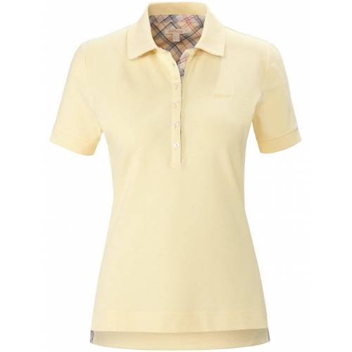 Barbour Polo-Shirt Barbour gelb