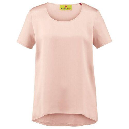 LIEBLINGSSTÜCK Blusen-Shirt 1/2-Arm LIEBLINGSSTÜCK rosé