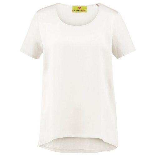 LIEBLINGSSTÜCK Blusen-Shirt 1/2-Arm LIEBLINGSSTÜCK weiss