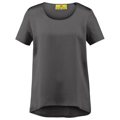 LIEBLINGSSTÜCK Blusen-Shirt 1/2-Arm LIEBLINGSSTÜCK grau