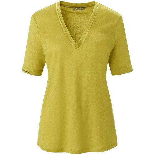 Margittes V-Shirt Margittes grün