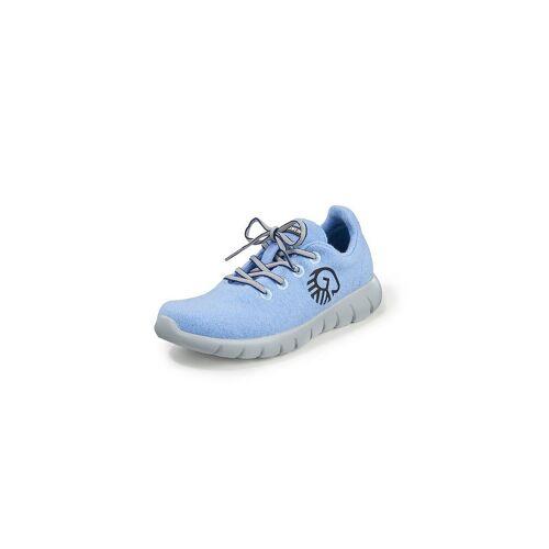 Giesswein Merino Runners Giesswein blau