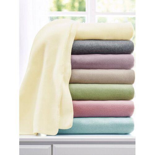Proflax Decke, ca. 160x200cm  Proflax rosé