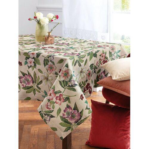 Hossner Tischdecke ca. 130x170 cm Hossner mehrfarbig