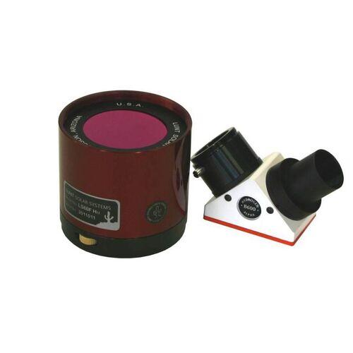 Lunt Solar Systems Etalon Filtersystem 1,25'' LS60FHa B600