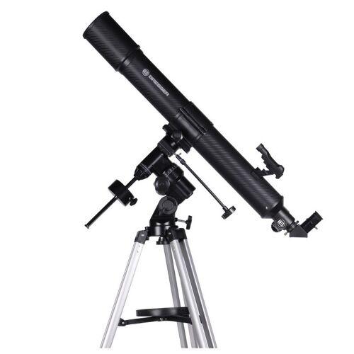 Bresser Teleskop AC 80/900 Quasar EQ-Sky Carbon Design