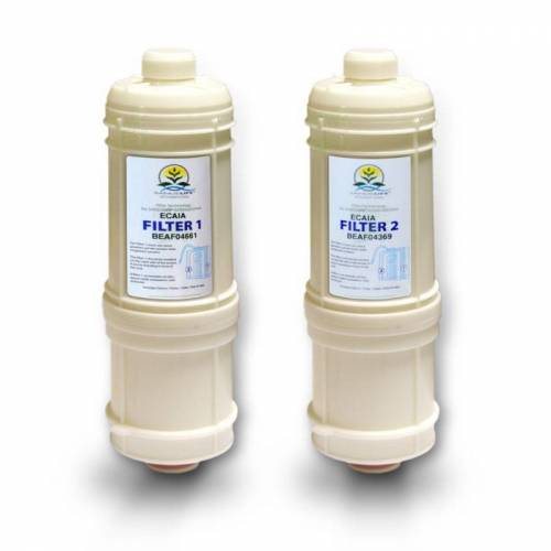 Sanuslife Ersatzfilterset für ECAIA Sanuslife Ionisierer