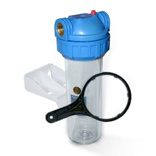 Aquafilter 10 Zoll Wasserfiltergehäuse 3/4 3 tlg. (Aquafilter)