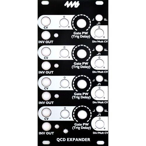 4ms - QCD Expander Black Panel