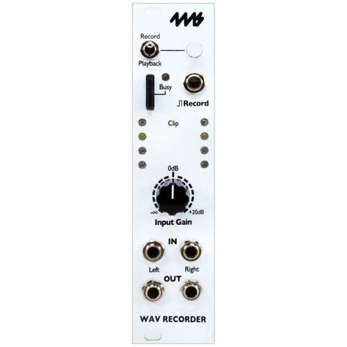 4ms - WAV Recorder