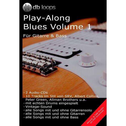 db loops - Blues - Volume 1 Gitarre Playalong