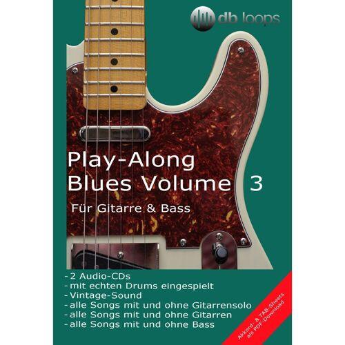 db loops - Blues - Volume 3 Gitarre Playalong
