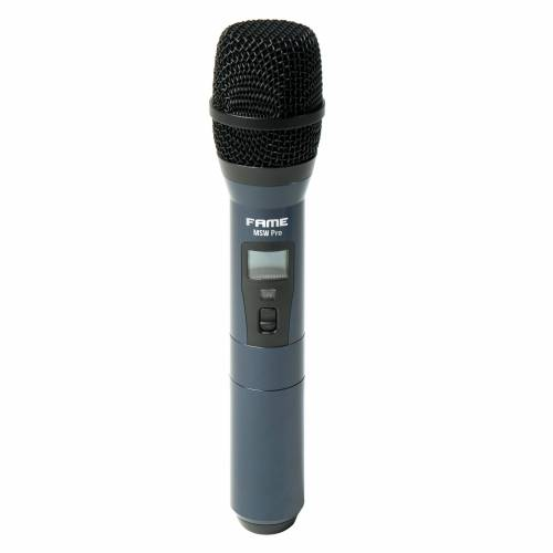 Fame Audio - MSW Pro 1/2 Handsender 863 - 865 Mhz