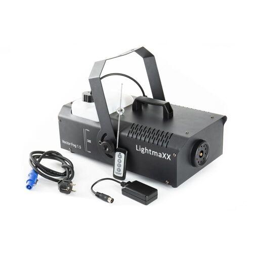 lightmaXX - Vector Fog 1.5 1500 Watt, DMX, Wireless Rem.