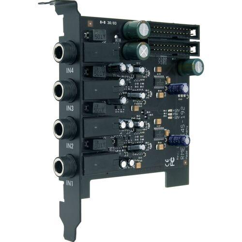 RME - AI4S-192 AIO 4 Eingänge für HDSP 9632