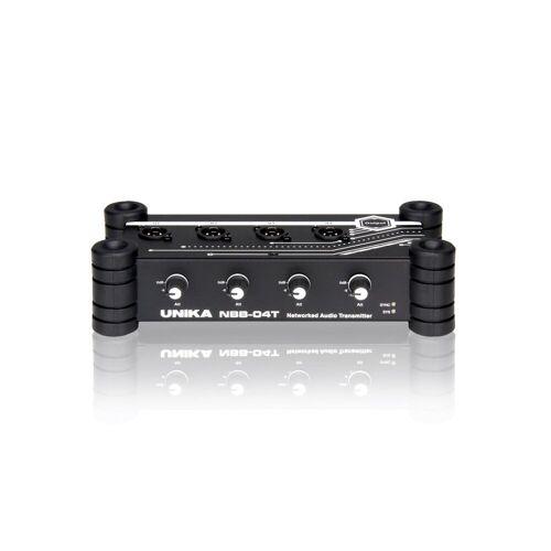 UNiKA - PRO NBB-04T Dantefähiger Audiosender