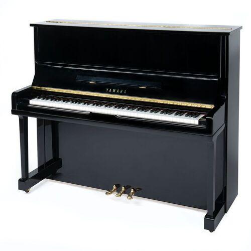 Yamaha - U3H gebraucht, Bj. '80 Snr. 3154789, schwarz poliert