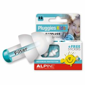 Alpine - Pluggies Kids Gehörschutz