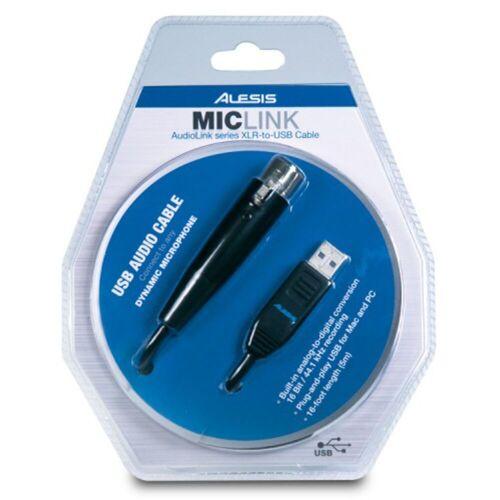Alesis - MicLink USB Audio Kabel