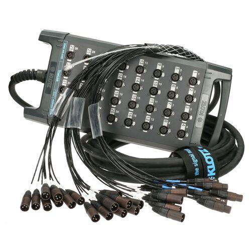 Klotz - TrueLink Multicore 24/8 30m XLR/XLR
