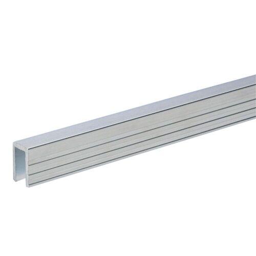Adam Hall - 6200 Schiene Kappe für 7 mm Trennwand 1m St