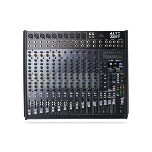 ALTO - LIVE 1604 16-Kanal/4-Bus Mixer