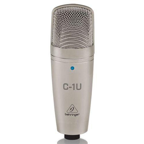 Behringer - C-1U USB Kondensatormikrofon