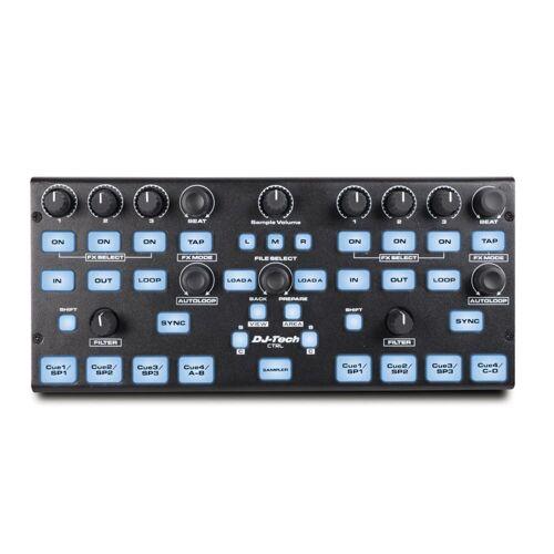 DJ-TECH - CTRL DVS-Midi-Controller