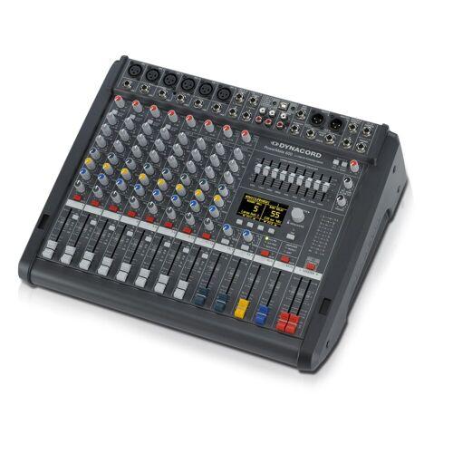 Dynacord - PowerMate 600-3 Powermixer, 2x 1000 W / 4 Ohm