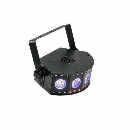 EuroLite - LED SCY-5 Hybrid Beam Effect