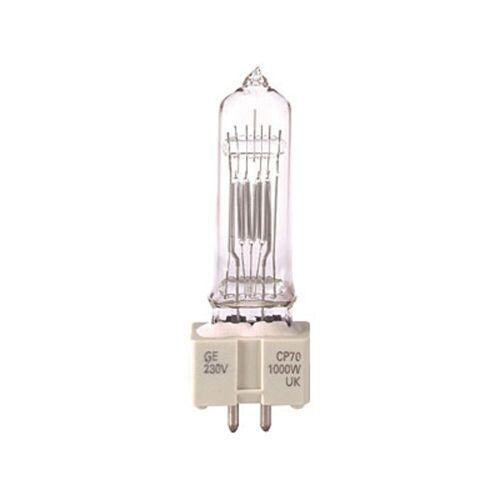 GE Lighting - CP 70 GX 9,5 1000W Halogen Lamp